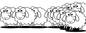 les moutons en bourse